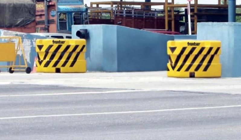 Bullnose Barrier full